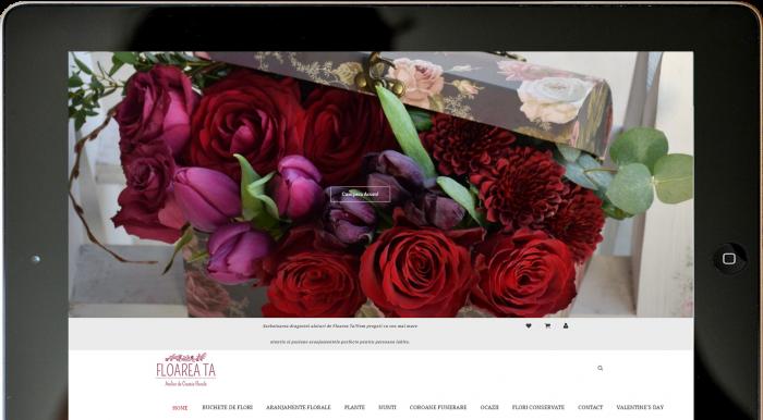 web development Floarea Ta